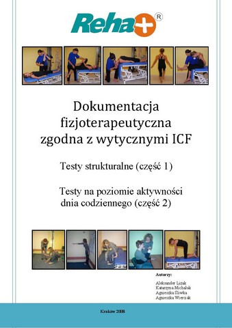 Dokumentacja fizjoterapeutyczna Testy Funkcjonalne i Testy Strukturalne